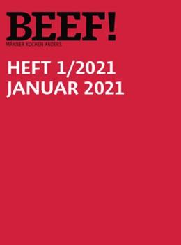Abbildung von Gruner+Jahr GmbH | BEEF! Nr. 61 (1/2021) | 1. Auflage | 2021 | beck-shop.de
