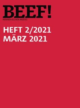 Abbildung von Gruner+Jahr GmbH | BEEF! Nr. 62 (2/2021) | 1. Auflage | 2021 | beck-shop.de