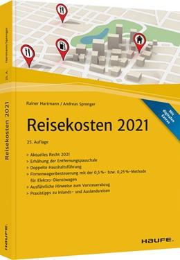 Abbildung von Hartmann / Sprenger | Reisekosten 2021 | 25. Auflage | 2021 | beck-shop.de