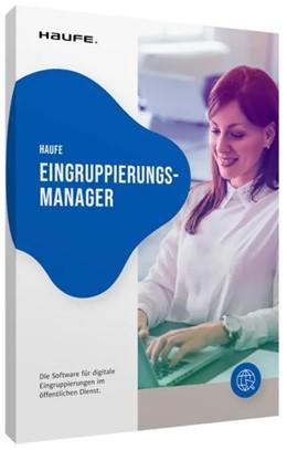 Abbildung von Haufe Eingruppierungsmanager S | 1. Auflage | 2020 | beck-shop.de