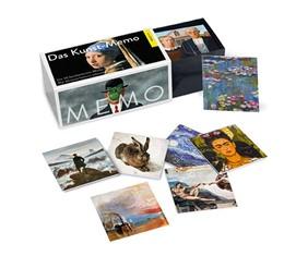 Abbildung von Das Kunst-Memo | The Art Matching Game | 1. Auflage | 2021 | beck-shop.de