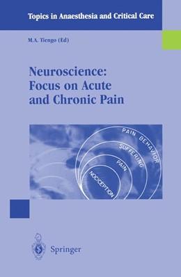 Abbildung von Tiengo | Neuroscience: Focus on Acute and Chronic Pain | 2000