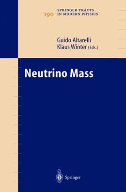Abbildung von Altarelli / Winter | Neutrino Mass | 2003 | 190