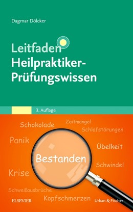 Abbildung von Dölcker | Leitfaden Heilpraktiker-Prüfungswissen | 3. Auflage | 2020 | beck-shop.de