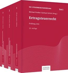 Abbildung von Preißer / Girlich (Hrsg.) | Die Steuerberaterprüfung • Set | 20. Auflage | 2021 | beck-shop.de