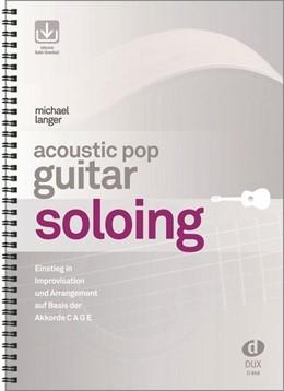 Abbildung von Acoustic Pop Guitar Soloing | 1. Auflage | 2020 | beck-shop.de