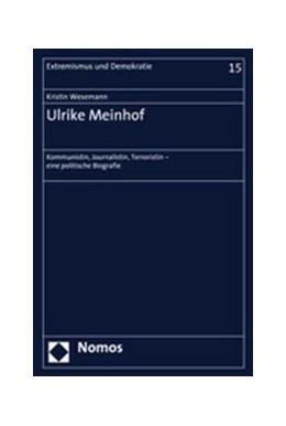 Abbildung von Wesemann | Ulrike Meinhof | 2007 | Kommunistin, Journalistin, Ter... | 15