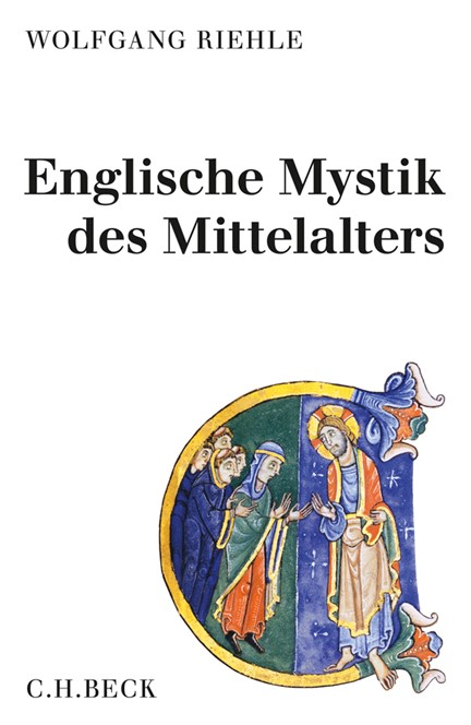 Cover: Wolfgang Riehle, Englische Mystik des Mittelalters
