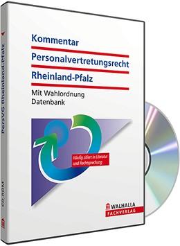 Abbildung von Lautenbach | Personalvertretungsrecht Rheinland-Pfalz (Grundversion) • CD-ROM | 2013