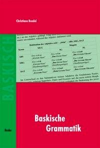 Abbildung von Bendel | Baskische Grammatik | 2006