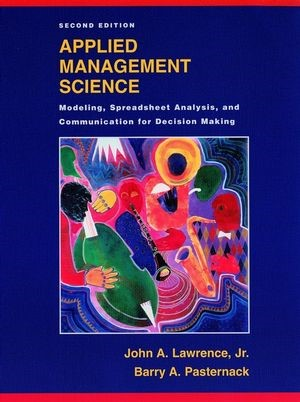 Abbildung von Lawrence / Pasternack | Applied Management Science | 2. Auflage | 2002