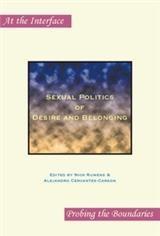 Abbildung von Sexual Politics of Desire and Belonging | 2007