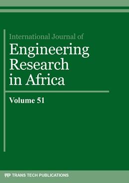 Abbildung von Ibhadode | International Journal of Engineering Research in Africa Vol.51 | 1. Auflage | 2020 | beck-shop.de