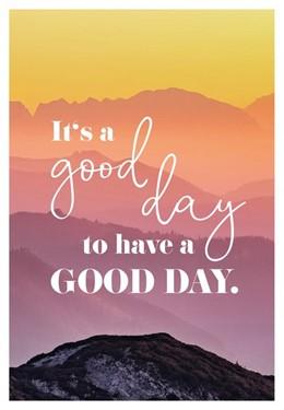 Abbildung von A good Day | 1. Auflage | 2021 | beck-shop.de