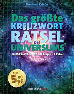 Abbildung von Krüger | Das größte KreuzwortRätsel des Universums | 1. Auflage | 2021 | beck-shop.de