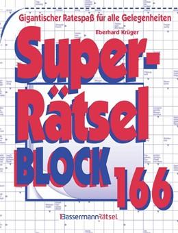 Abbildung von Krüger | Superrätselblock 166 | 1. Auflage | 2021 | beck-shop.de