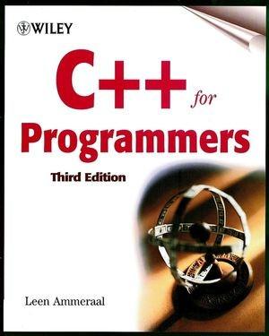 Abbildung von Ammeraal | C++ for Programmers | 1999