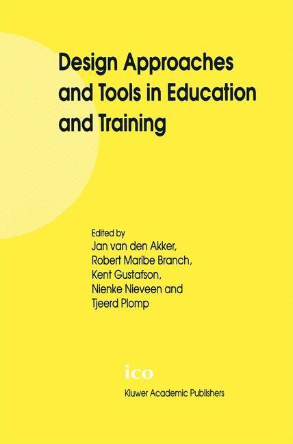 Abbildung von van den Akker / Branch / Gustafson / Nieveen / Plomp | Design Approaches and Tools in Education and Training | 1999