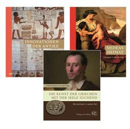 Abbildung von Hase / Graßhoff | Zaberns Bildbände der Archäologie 1 / Paket 3 Bände | 1. Auflage | 2020 | beck-shop.de