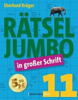 Abbildung von Krüger | Rätseljumbo in großer Schrift 11 | 1. Auflage | 2021 | beck-shop.de