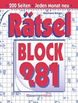 Abbildung von Krüger | Rätselblock 281 (5 Exemplare à 2,99 EUR) | 1. Auflage | 2021 | beck-shop.de