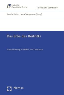 Abbildung von Kutter / Trappmann | Das Erbe des Beitritts | 2006