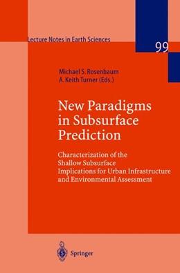 Abbildung von Turner / Rosenbaum | Subsurface Conditions | 2003