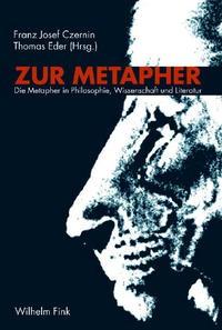 Abbildung von Eder / Czernin   Zur Metapher   2007