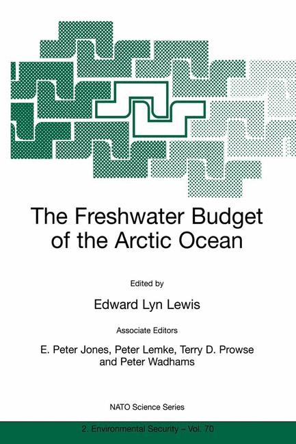 Abbildung von Lewis / Jones / Lemke / Prowse / Wadhams   The Freshwater Budget of the Arctic Ocean   2000