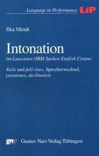 Abbildung von Mindt | Intonation im Lancaster/IBM spoken English Corpus | 2001
