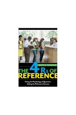 Abbildung von The 4 Rs of Reference | 1. Auflage | 2019 | beck-shop.de