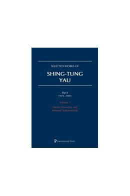 Abbildung von Selected Works of Shing-Tung Yau 1971–1991: 5-Volume Set | 1. Auflage | 2019 | beck-shop.de