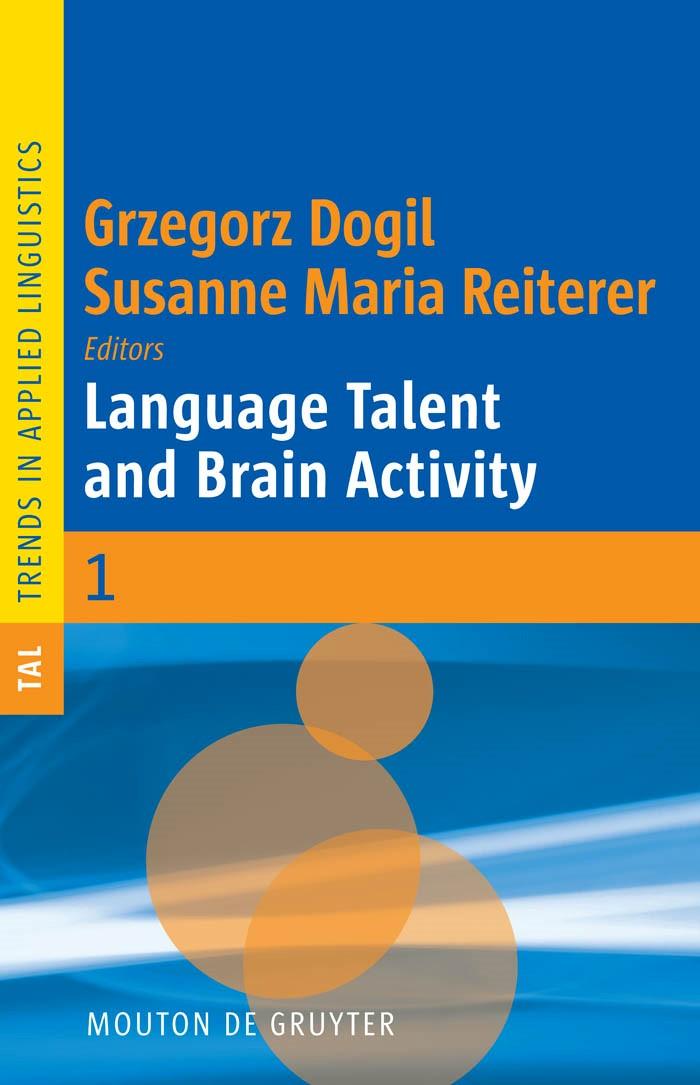 Abbildung von Dogil / Reiterer | Language Talent and Brain Activity | 2009