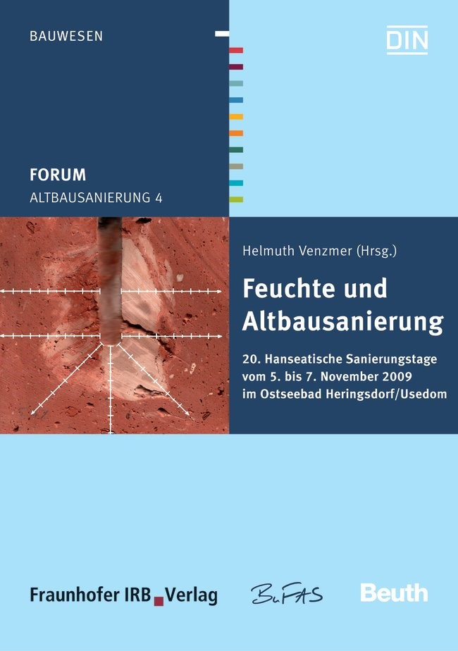 Altbausanierung 4   / Venzmer, 2009   Buch (Cover)