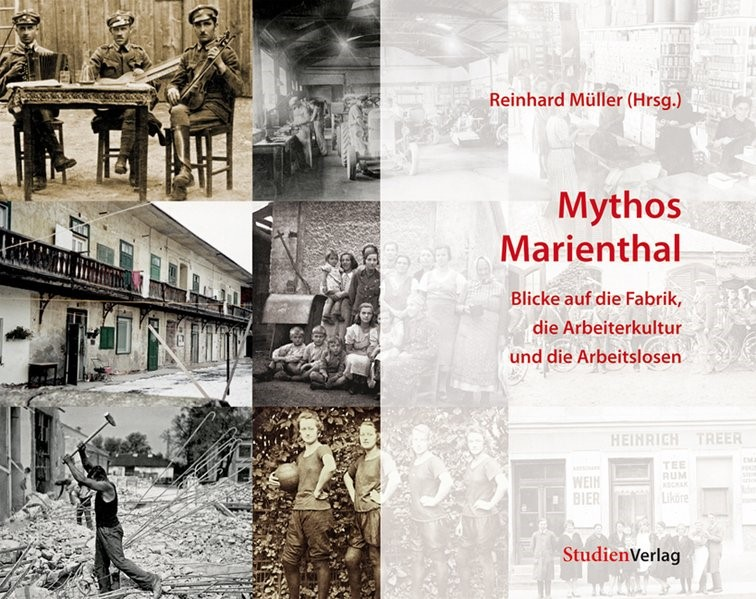 Mythos Marienthal | Müller, 2010 | Buch (Cover)