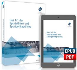 Abbildung von Das 1x1 der Sportstätten- und Sportgeräteprüfung | 1. Auflage | 2021 | beck-shop.de