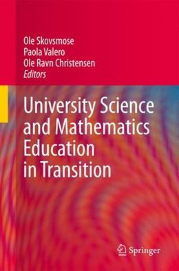 Abbildung von Skovsmose / Valero / Christensen   University Science and Mathematics Education in Transition   2008