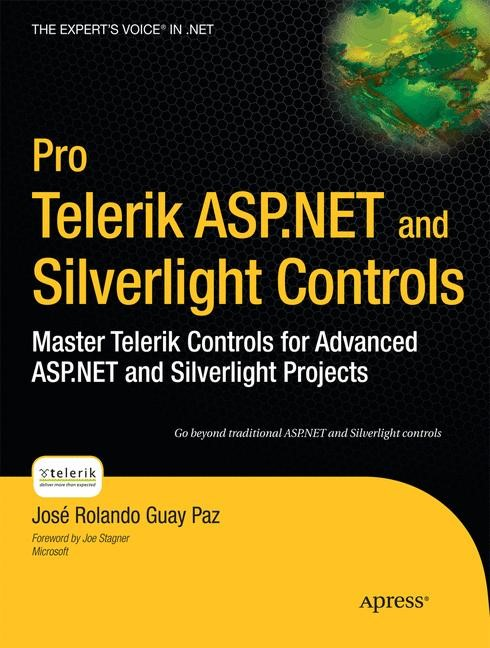 Abbildung von Guay Paz | Pro Telerik ASP.NET and Silverlight Controls | 1st ed. | 2010