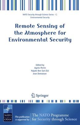Abbildung von Perrin / Ben Sari-Zizi / Demaison | Remote Sensing of the Atmosphere for Environmental Security | 2006