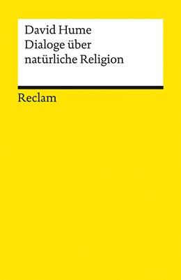 Abbildung von Hume / Hoerster | Dialoge über natürliche Religion | 1. Auflage | 2021 | beck-shop.de