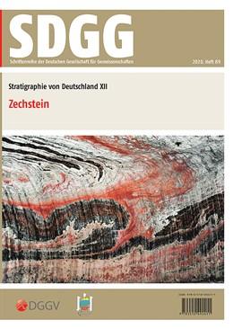 Abbildung von Paul / Heggemann   Stratigraphie von Deutschland XII - Zechstein   1. Auflage   2020   beck-shop.de