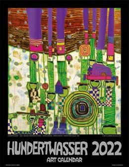 Abbildung von Hundertwasser Art Calendar 2022 | 1. Auflage | 2021 | beck-shop.de