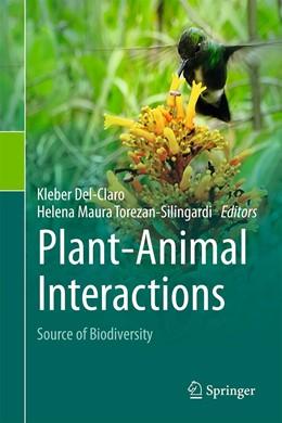 Abbildung von Del-Claro / Torezan-Silingardi | Plant-Animal Interactions | 1. Auflage | 2021 | beck-shop.de