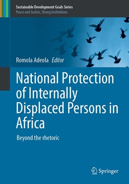 Abbildung von Adeola | National Protection of Internally Displaced Persons in Africa | 1. Auflage | 2021 | beck-shop.de