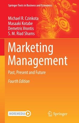 Abbildung von Czinkota / Kotabe | Marketing Management | 4. Auflage | 2021 | beck-shop.de