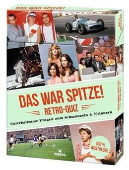 Abbildung von Heine   Das war spitze! Retro-Quiz zu den 60ern, 70ern und 80ern   1. Auflage   2021   beck-shop.de