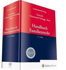 Abbildung von Gerhardt / Heintschel-Heinegg | Handbuch des Fachanwalts Familienrecht | 12. Auflage | 2021 | beck-shop.de