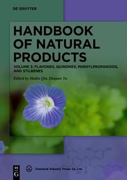 Abbildung von Qin / Yu | Flavones, Quinones, Phenylpropanoids, and Stilbenes | 1. Auflage | 2021 | beck-shop.de