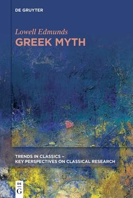 Abbildung von Edmunds | Greek Myth | 1. Auflage | 2021 | 2 | beck-shop.de