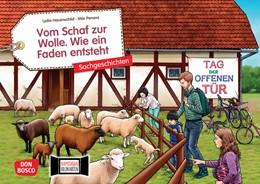 Abbildung von Hauenschild | Vom Schaf zur Wolle. Wie ein Faden entsteht. Kamishibai Bildkartenset. | 1. Auflage | 2021 | beck-shop.de